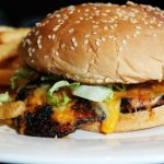 Grilled Cajun Chicken Sandwich